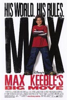 Max Keeble alla riscossa: la locandina del film