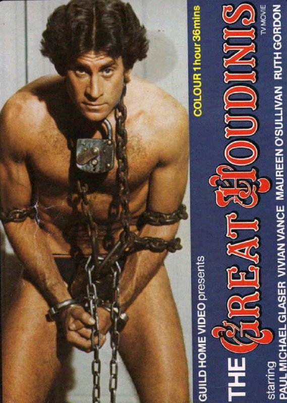 The Great Houdini: la locandina del film