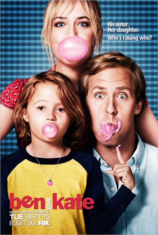 Ben & Kate: un poster della serie