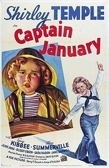 Capitan Gennaio: la locandina del film