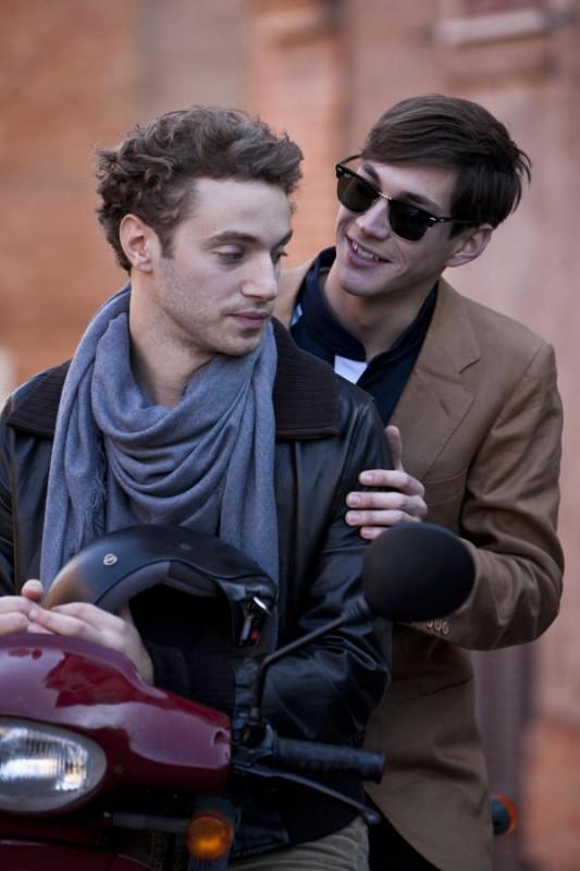 Come non detto: Josafat Vagni e Josè Dammert in una scena del film
