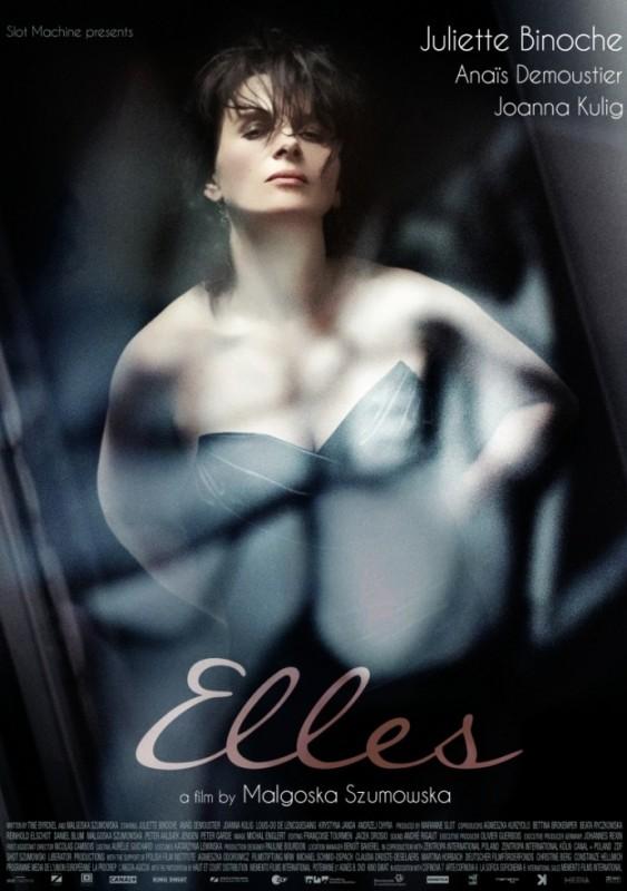 Elles: nuovo poster del film interpretato da Juliette Binoche