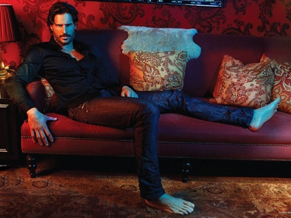 Joe Manganiello sul magazine 'Essential Homme'