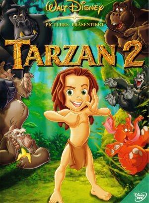 Tarzan 2: la locandina del film