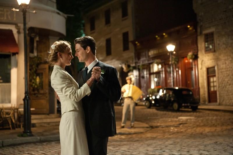 The Words: Ben Barnes e Nora Arnezeder danzano romanticamente in una scena