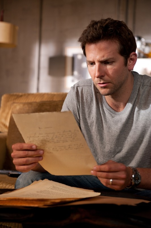The Words: Bradley Cooper in un momento del film