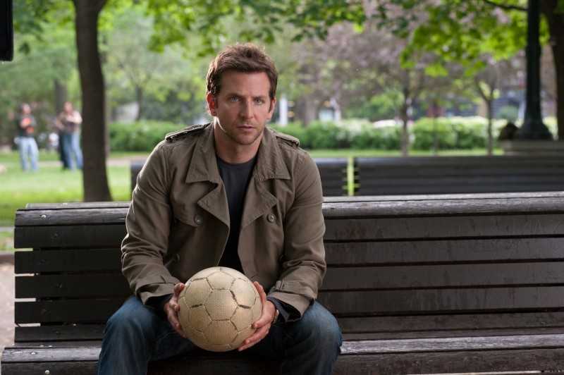 The Words: Bradley Cooper in un momento di riflessione del film