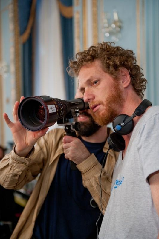 The Words: Brian Klugman, uno dei due registi del film, sul set