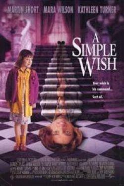 Un semplice desiderio: la locandina del film