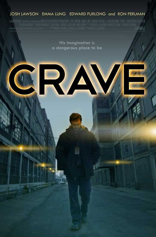 Crave: la locandina del film