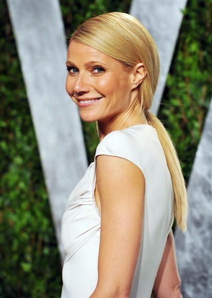 Gwyneth Paltrow agli Oscar 2012