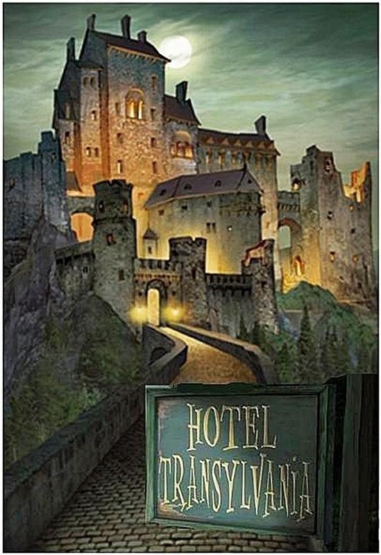 Hotel Transylvania: uno dei teaser poster del film