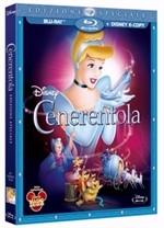 La copertina di Cenerentola - Edizione speciale (blu-ray)