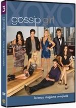 La copertina di Gossip Girl - Stagione 3 (dvd)