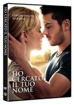 La copertina di Ho cercato il tuo nome (dvd)