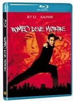 La copertina di Romeo deve morire (blu-ray)