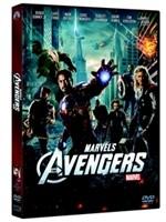 La copertina di The Avengers (dvd)