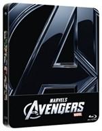 La copertina di The Avengers - Steelbook limited edition (blu-ray)