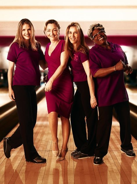 Mathilde Seigner, Catherine Frot, Laurence Arné, Firmine Richard sono le protagoniste di Bowling