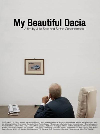 My Beautiful Dacia: la locandina del film