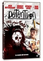 La copertina di Detention (dvd)