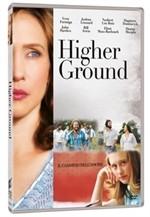 La copertina di Higher Ground (dvd)