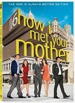 La copertina di How I Met Your Mother - Alla fine arriva mamma - Stagione 6 (dvd)