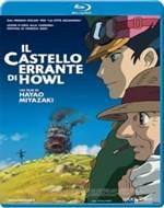 La copertina di Il castello errante di Howl (blu-ray)