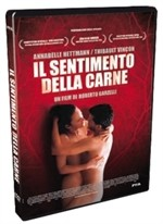 La copertina di Il sentimento della carne (dvd)