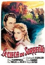 La copertina di La cieca di Sorrento (1954) (dvd)