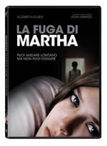 La copertina di La fuga di Martha (dvd)