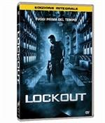 La copertina di Lockout (dvd)