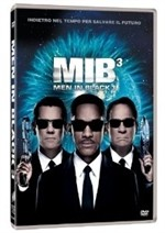 La copertina di Men in Black 3 (dvd)