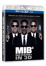 La copertina di Men in Black 3 in 3D (blu-ray)