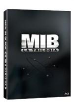 La copertina di MIB - Men in Black - La trilogia (blu-ray)