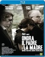 La copertina di Onora il padre e la madre (blu-ray)