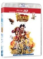 La copertina di Pirati! Briganti da strapazzo 3D (blu-ray)