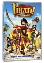La copertina di Pirati! Briganti da strapazzo (dvd)