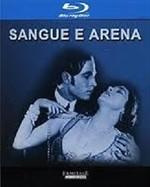 La copertina di Sangue e arena (blu-ray)