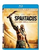 La copertina di Spartacus: gli dei dell'arena (blu-ray)