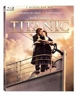 La copertina di Titanic (blu-ray)