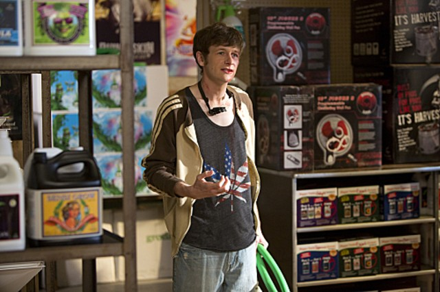 Weeds: Dominic Dierkes nell'episodio Red in Tooth and Claw