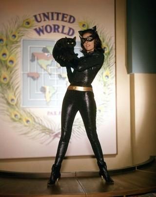 Batman: Lee Meriwether nei panni di Catwoman