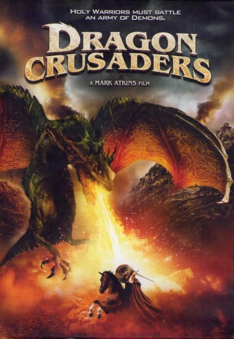 Dragon Crusaders: la locandina del film