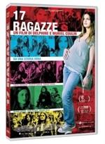 La copertina di 17 ragazze (dvd)