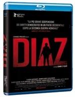 La copertina di Diaz (blu-ray)