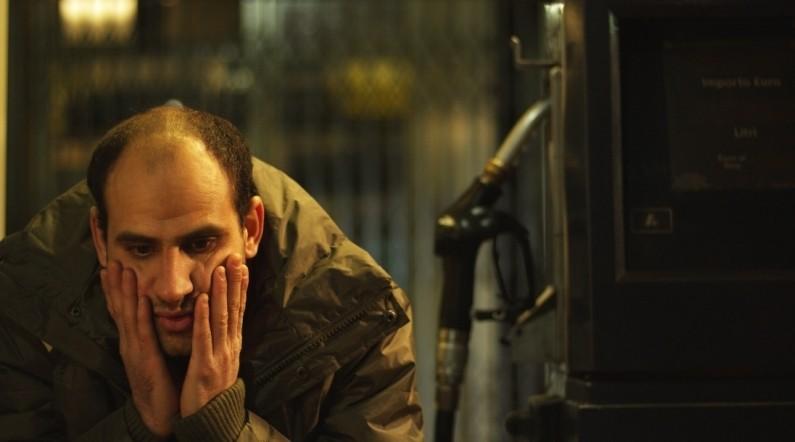 La patente: una delle immagini tratte dal film