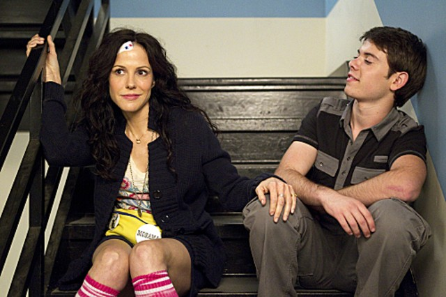 Weeds: Mary-Louise Parker ed Alexander Gould nell'episodio A Beam of Sunshine