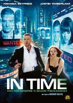 La copertina di In Time (dvd)