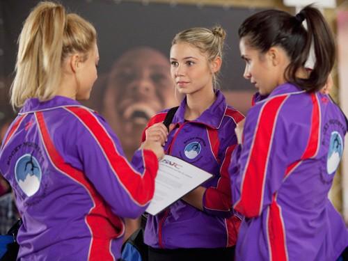 Make it or Break it: Cassie Scerbo, Ayla Kell e Josie Loren nell'episodio Smells Like Winner